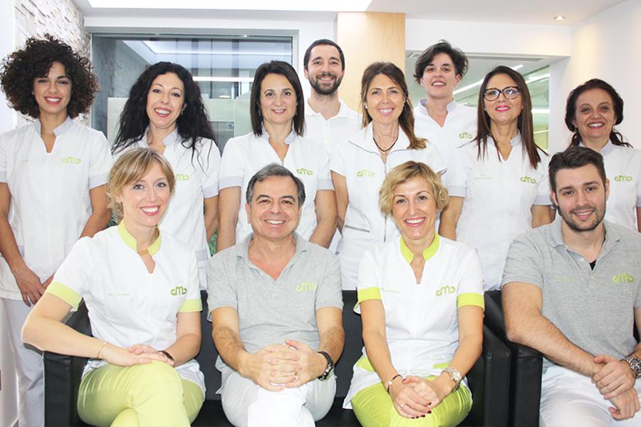 Equipo Grupo Medico Dental Ambrosio Bernabeu